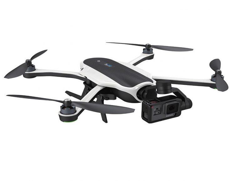 GoPro ist zum Synonym für Action-Cams geworden, nun will das Unternehmen mit der Karma auch den Luftraum erobern.