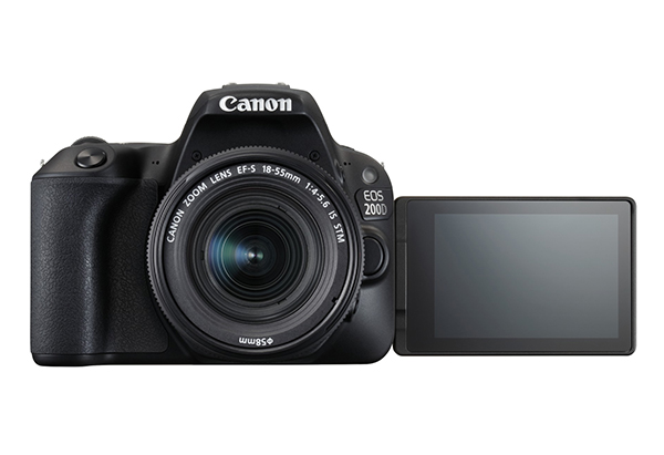 BEST DSLR ENTHUSIAST: Canon EOS 200D