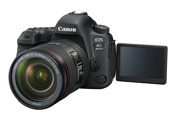 BEST FULL-FRAME DSLR EXPERT: Canon EOS 6D Mark II