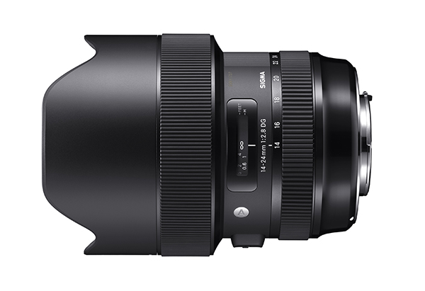BEST DSLR WIDE ANGLE ZOOM LENS: SIGMA 14-24mm F2.8 DG HSM Art