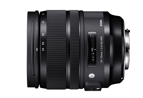 BEST DSLR STANDARD ZOOM LENS: SIGMA 24-70mm F2.8 DG OS HSM Art