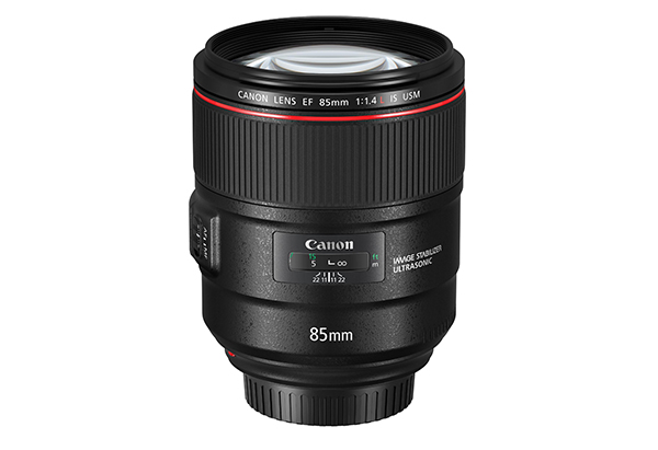 BEST DSLR PRIME LENS: Canon EF 85mm f/1.4L IS USM