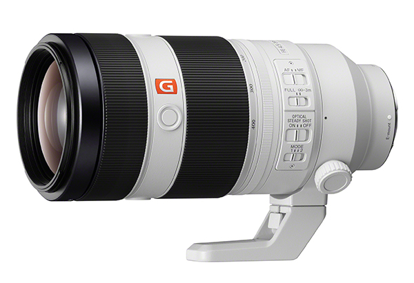 BEST CSC TELEPHOTO ZOOM LENS: Sony FE 100-400mm F4.5-5.6 GM OSS