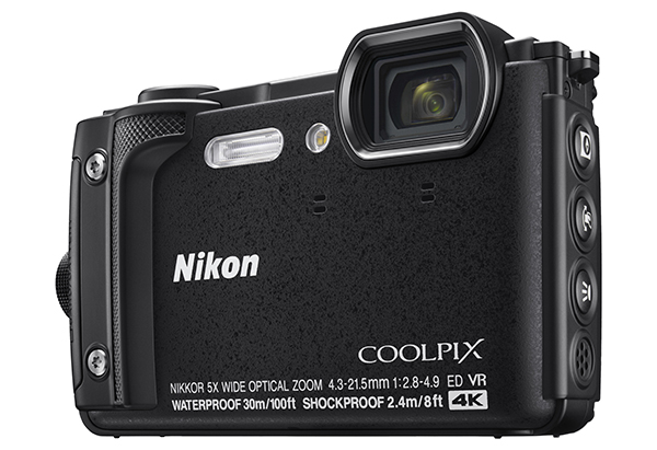 BEST RUGGED CAMERA: Nikon COOLPIX W300