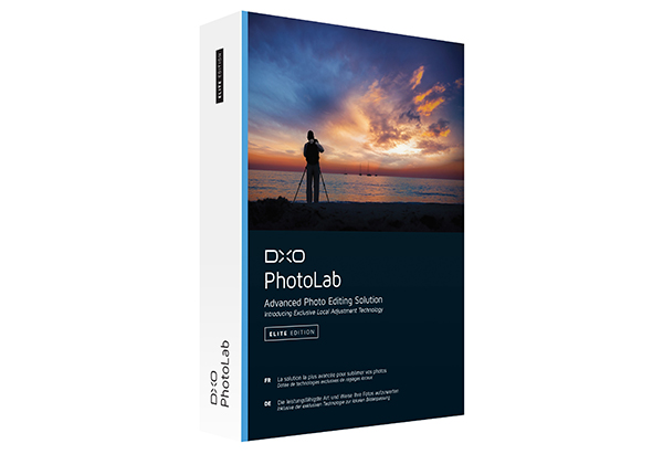 BEST IMAGING SOFTWARE: DxO PhotoLab