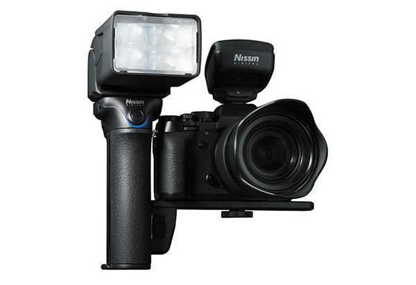 BEST PORTABLE FLASH: Nissin MG10
