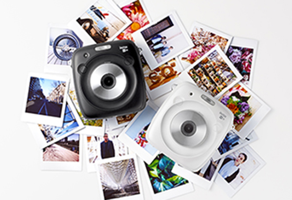 BEST DESIGN: Fujifilm instax SQUARE SQ10 System