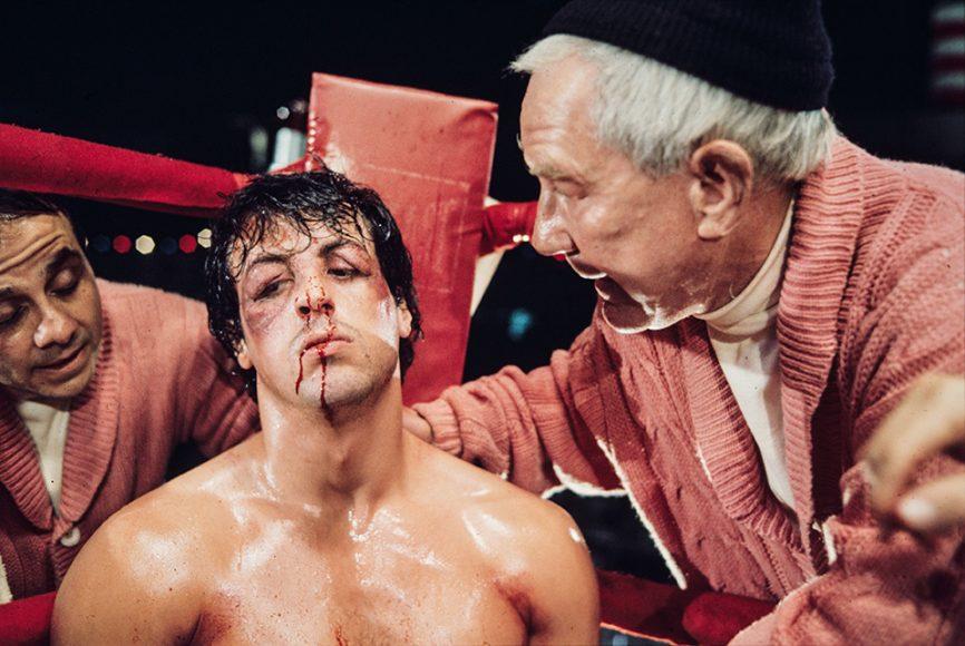 Auch in seinen schwersten Stunden gab sich Rocky Balboa nie geschlagen. Niederlagen machten ihn stärke