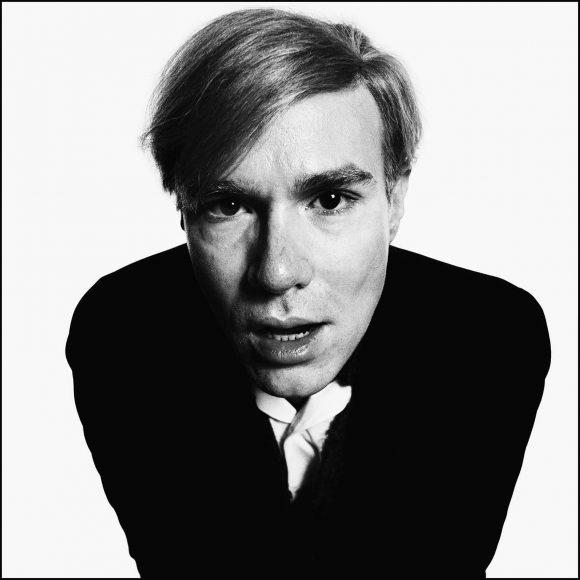 Andy Warhol, 1965 © David Bailey