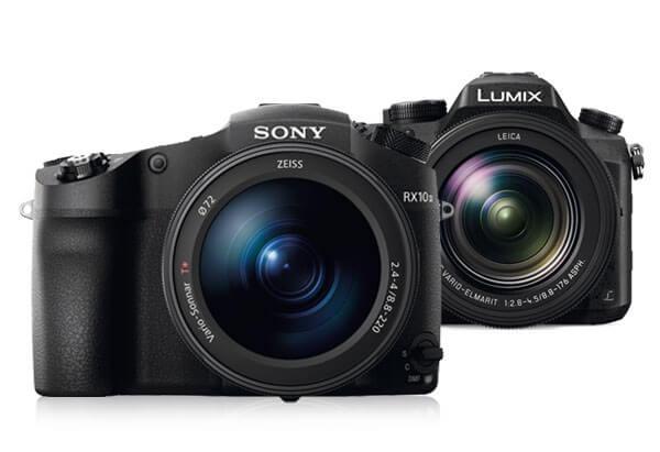 Unsere Testkandidaten von Sony und Panasonic werfen die Frage auf, ob sich die Anschaffung einer Einsteiger-DSLR überhaupt noch lohnt oder ob die meisten Fotografen mit einem 1-Zoll-Sensor und einem hervorragenden Zoom nicht besser aufgestellt sind.