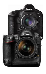 Photographie Canon EOS-1D