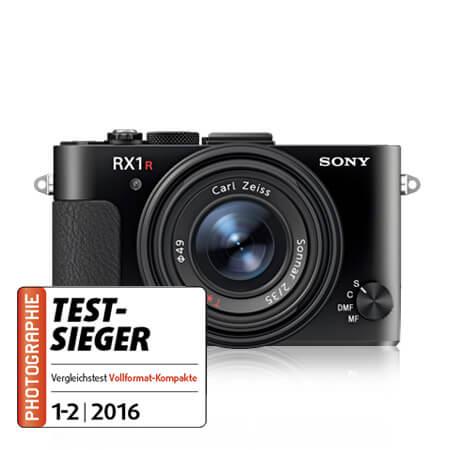 Photographie Sony RX1R II
