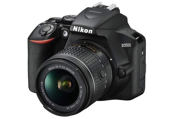 Best DSLR Camera: Nikon D3500
