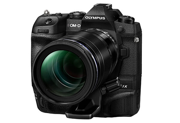 Best MFT Camera Professional: Olympus OM-D E-M1X