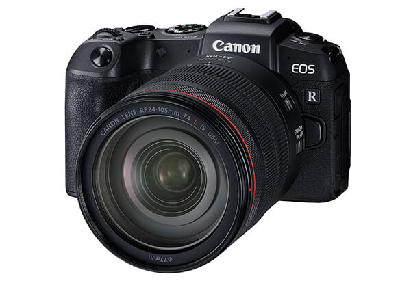 Best Full Frame Camera Advanced: Canon EOS RP