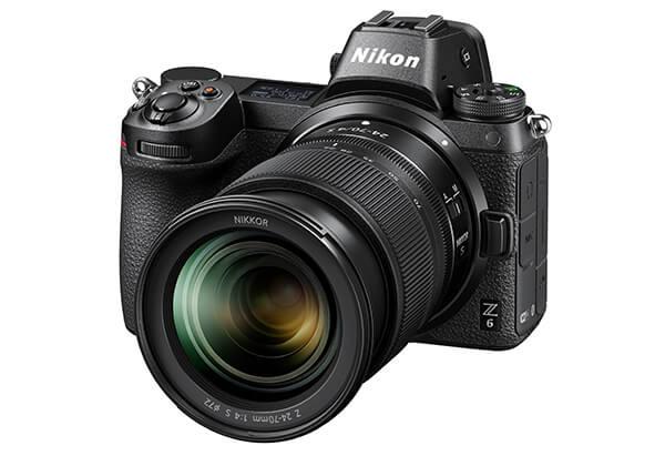 Best Full Frame Camera Expert: Nikon Z 6