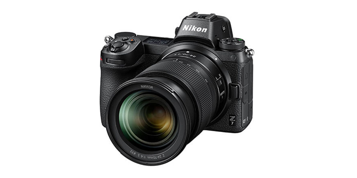 Best Full Frame Professional Camera: Nikon Z 7