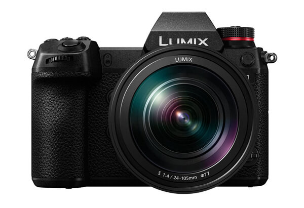 Best Full Frame Photo/Video: Panasonic Lumix S1