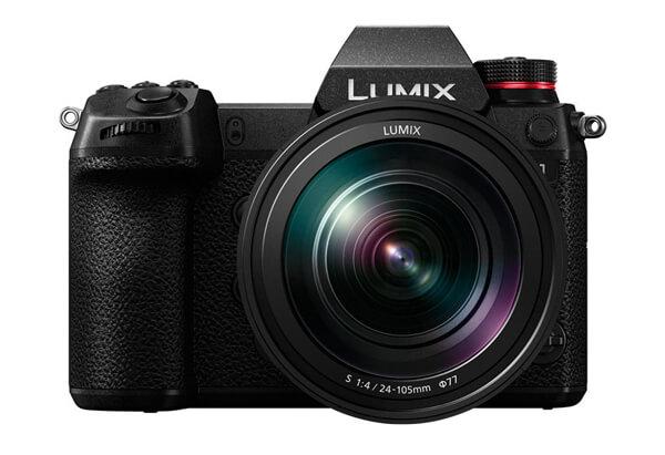 Best Full Frame Photo/Video: Panasonic Lumix S1