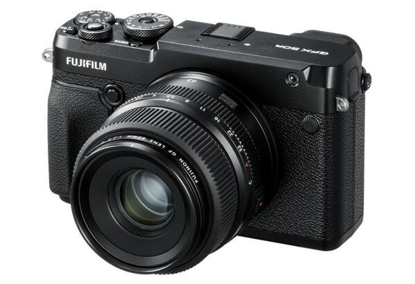 Best Medium Format Camera: Fujifilm GFX 50R