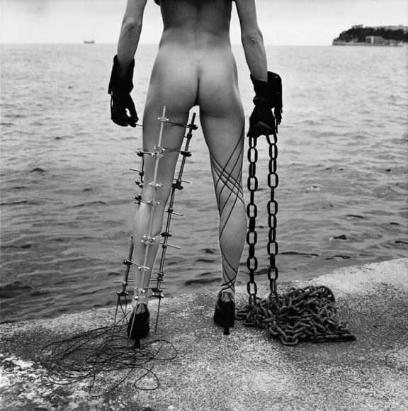 Helmut Newton Monte Carlo, 1994 © Helmut Newton Estate