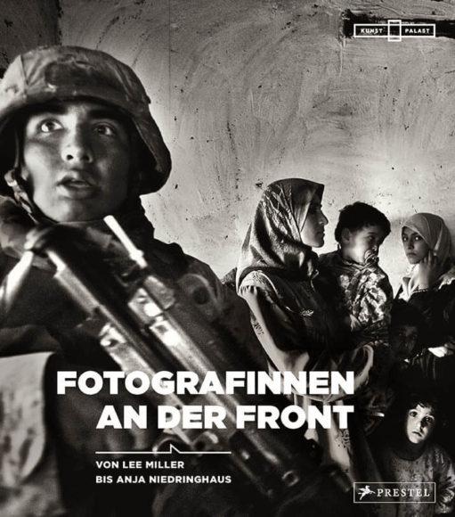 "COVER IMAGE: Anja Niedringhaus, ""US Marines raid the house of an Iraqi delegate"" (detail), 2004. © EPA/ANJA NIEDRINGHAUSAnne Marie-Beckmann and Alexander Farenholtz"