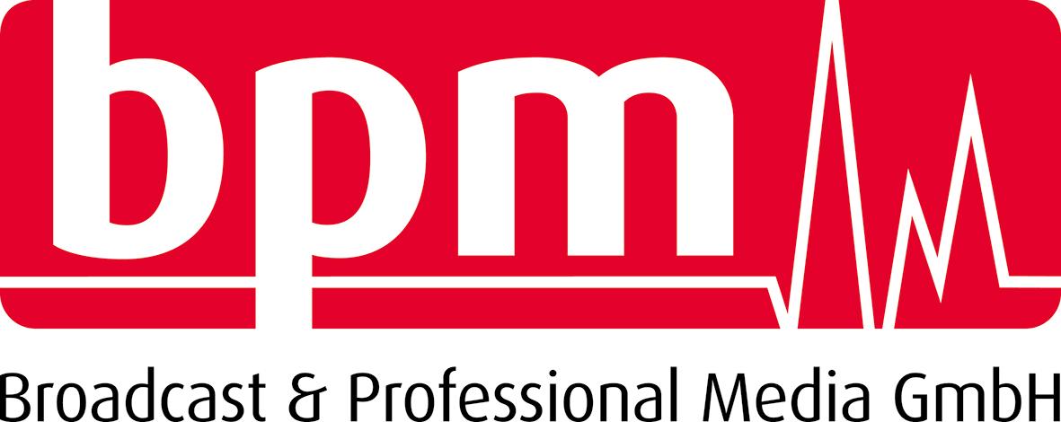 Broadcast & Professional Media GmbH Logo