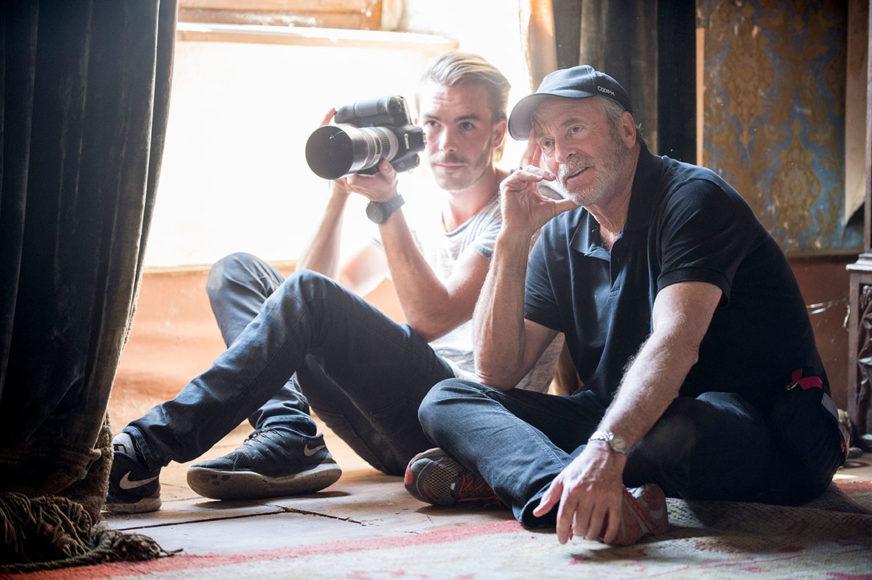Greg Gorman Workshop in der Südsteiermark