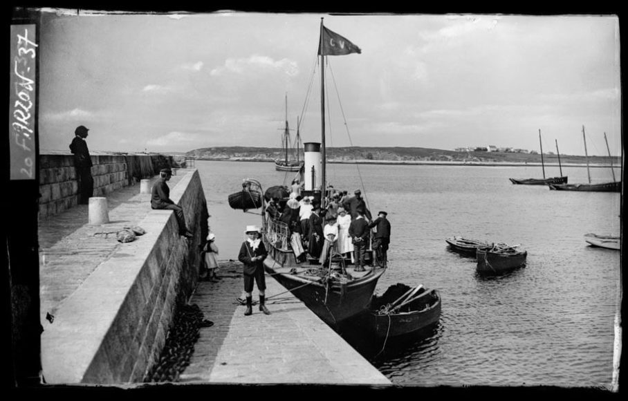 © Alphonse David / Fonds David / Archives départementales du Morbihan / Festival La Gacilly-Baden Photo