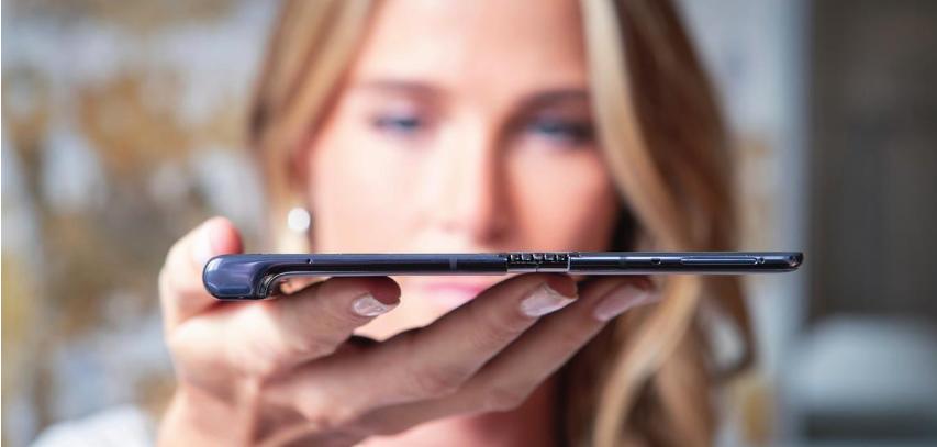 Das Huawei Mate X bietet dank faltbarem Display eine ansehnliche Diagonale.