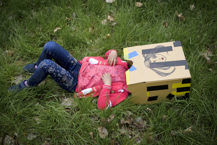 """© Gesellschaft für Humanistische Fotografie  / KJF Aus der Serie """"Bridge the Gap"""""""