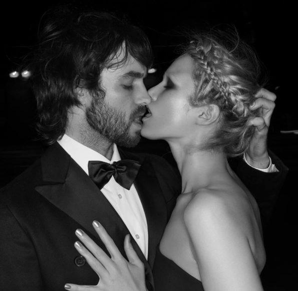 """""""L'amore in città"""" entstand 2009 in Mailand und ist eine der Lieblingsbilderserien des Fotografen Joachim Baldauf ©Joachim Baldauf"""