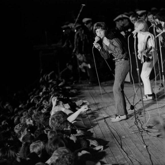 Thomas Billhardt Rolling Stones in der Waldbühne West-Berlin, 1965 © Thomas Billhardt/Camera Work