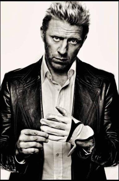 Alex Schwander Boris Becker, 2009 © Alex Schwander