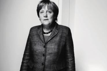 Anatol Kotte Angela Merkel Photographie