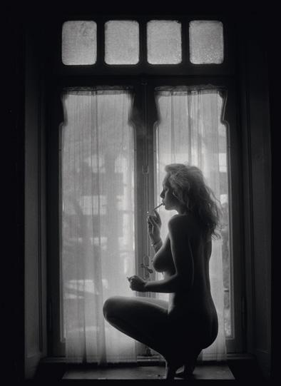 Irene 1978, Zürich. Bildmotiv zu der Serie Liebes Leben über die Prostituierte Irene. Das Buch zur Fotoserie erhielt 1979 den Kodak-Fotobuch-Preis. Foto: Bildagentur bpk / Roswitha Hecke
