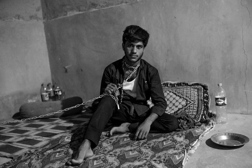 © Enayat Asadi Rising from the Ashes of War