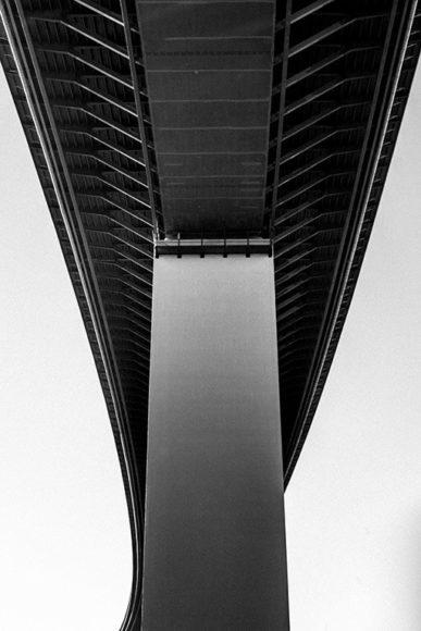 Till Brönner Ruhrtalbrücke Mülheim, 2019 © Till Brönner