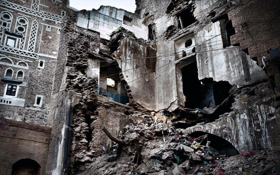Jemen © Véronique de Viguerie-Getty Reportage Verbatim