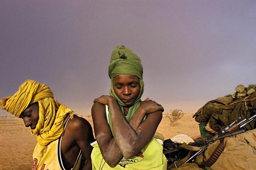 © Lynsey Addario, Sub Saharan Africa