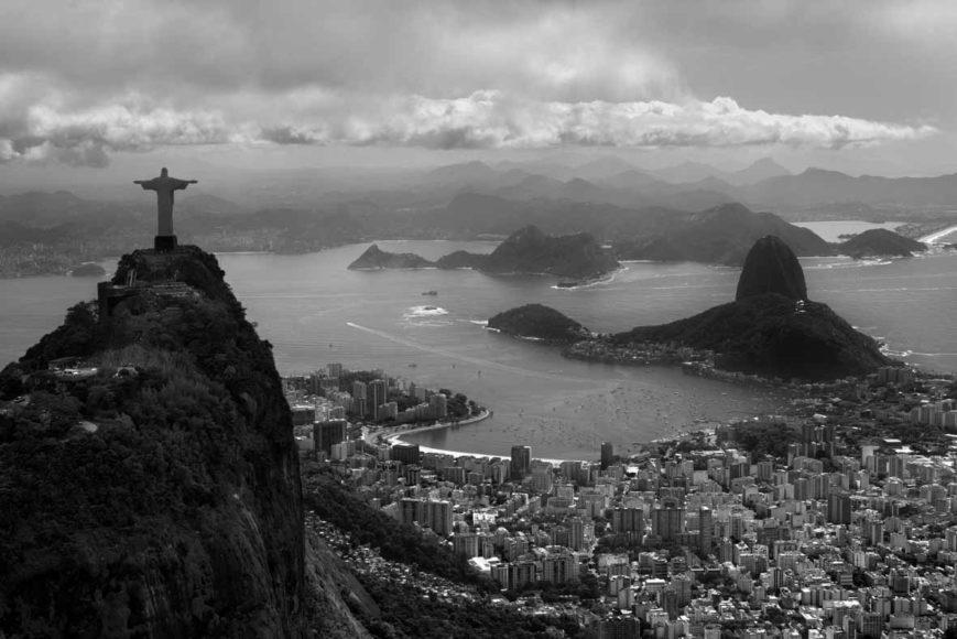 © Olaf Heine   courtesy Olaf Heine, Christ the Redeemer, Rio de Janeiro, 2013