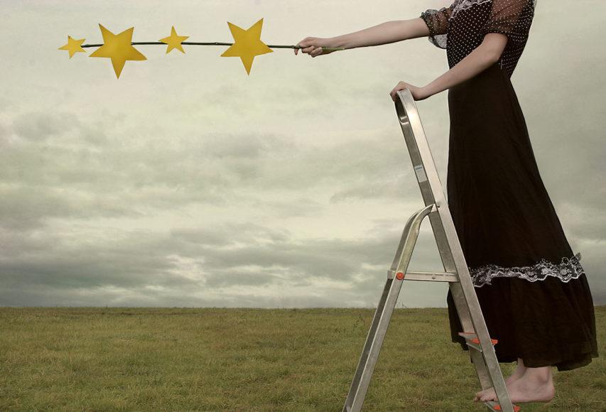 © Theresa Martinat Titel: Wie die Sterne in den Himmel kommen | Deutscher Jugendpreis 2008