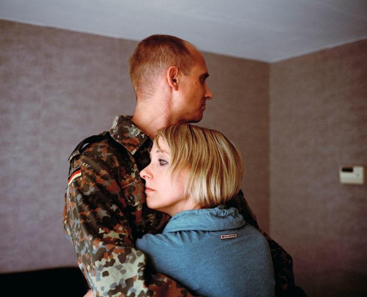 @ Jakob Ganslmeier Titel: Traumatisierte Soldatin mit Ehemann | Deutscher Jugendpreis 2015