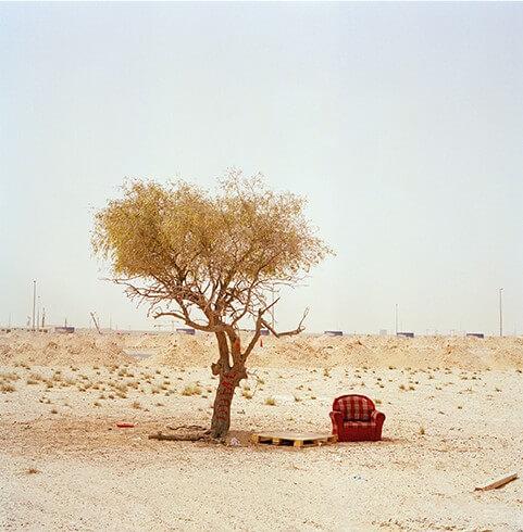 "© ROBERT HARDING PITTMAN ""Albari master-planned community | Dubai, UAE"", aus der Serie ""Anonymization"", 2007"