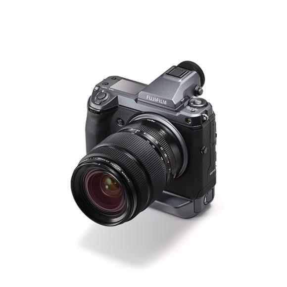 Die Fujifilm GFX100