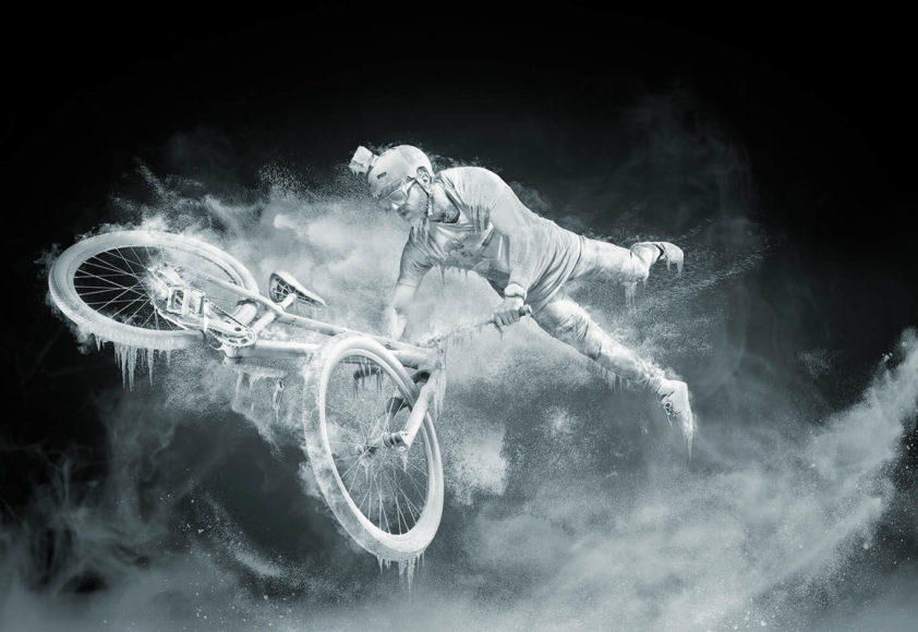 © Denis Klero, Red Bull Illume