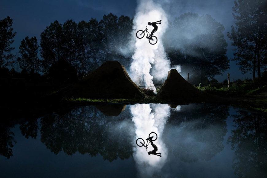 © Jean-Baptiste Liautard, Red Bull Illume