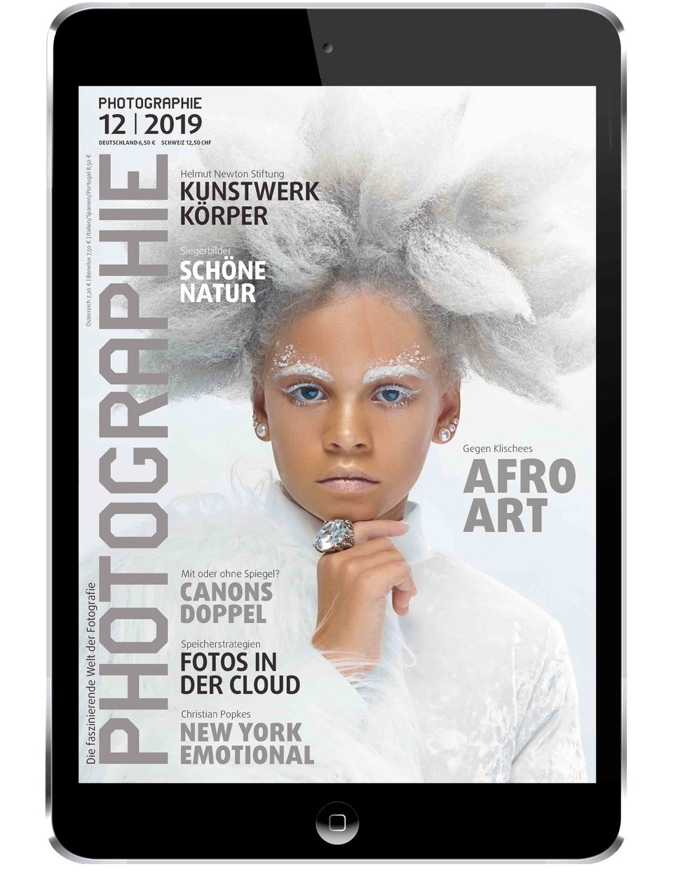 Cover 12 2019 Photographie