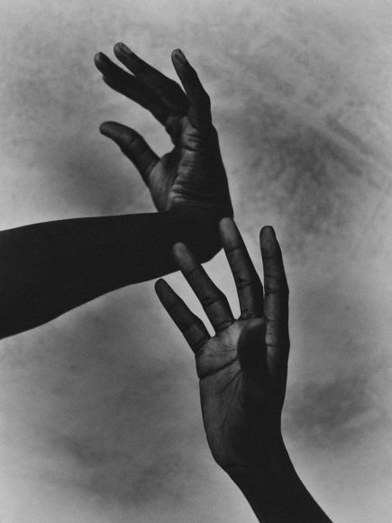 © Bastiaan Woudt, Ambo Hands, 2016, Archival Pigment Print on Inova Baryta Paper, 60 x 45 cm, Edition of 10 & 2 AP