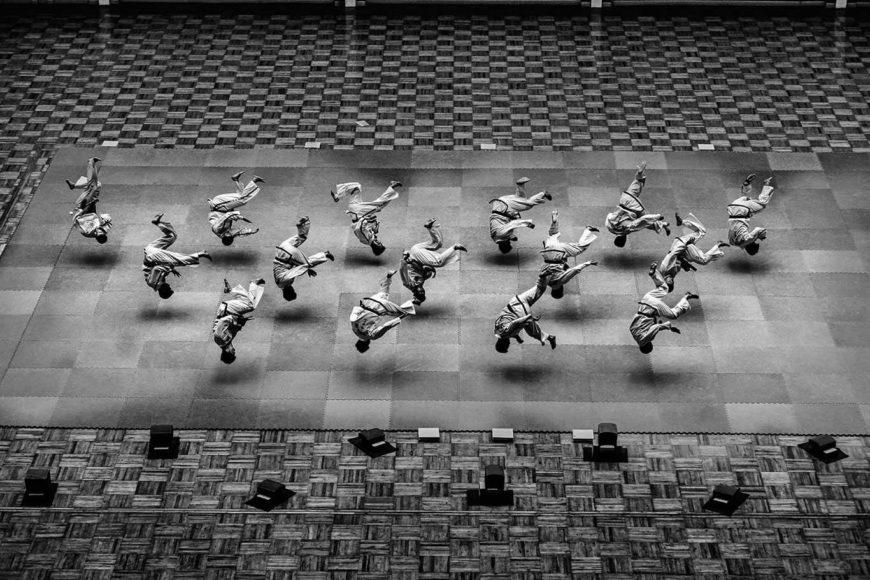 ©Alain Schroeder Taekwondo North Korea Style
